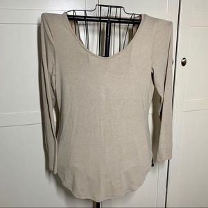 The Limited Womens Long Sleeve Size Large